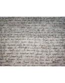 Tela escritura
