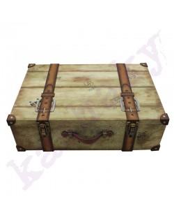 Maleta madera (50x34x15'5 cm)