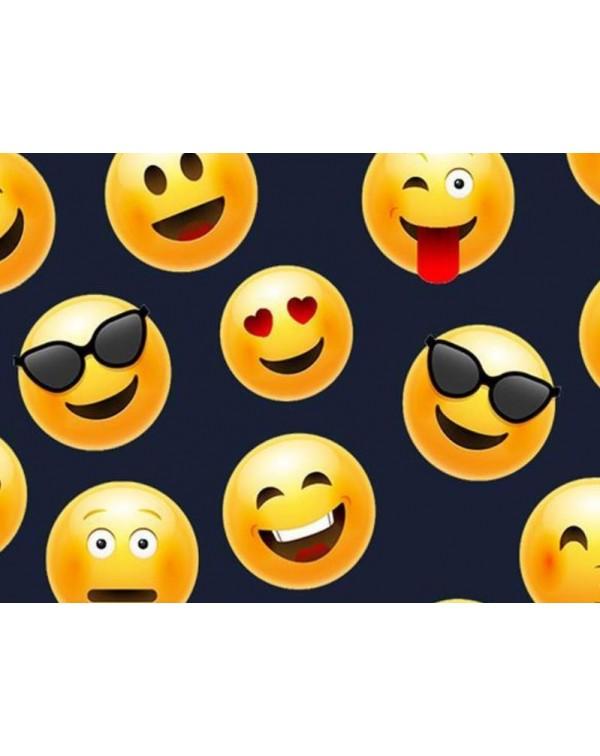 Tela Emoticonos pequeños