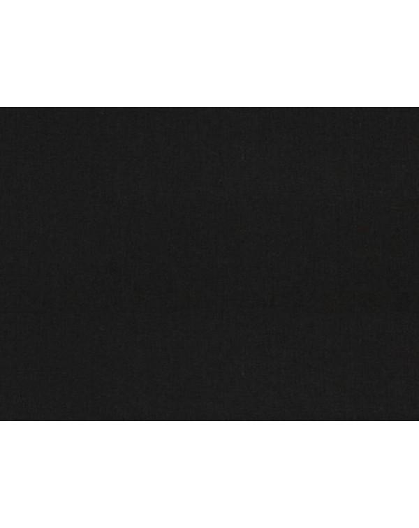 Tela Negra algodon