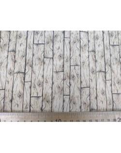 Tela tablones madera
