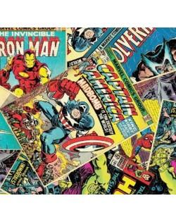 Tela superheroes Marvel (25x110cm)