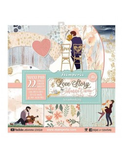 Colección Love Story 22 papeles