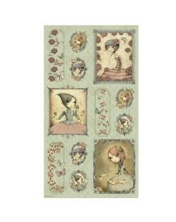 Tela colección Mirabelle 23897-H