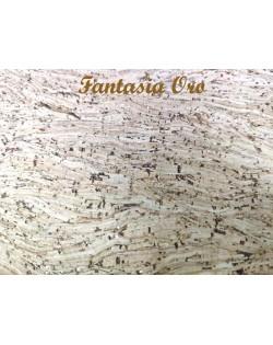 Tela de corcho ecologico Cristina Radovan & Creaciones y Arte 100x45 cm.