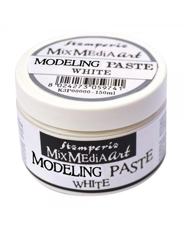 Modelling paste 150ml - White