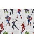 Tela Superheroes (25x150 cm.)