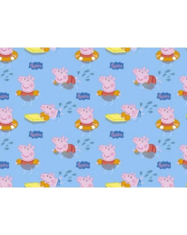 Tela Peppa Pig (25x150 cm.)