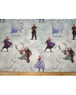 Tela Frozen (25x150 cm.)