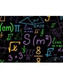 Tela matematicas (25x140 cm)