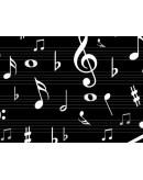 Tela musica (25x140 cm)