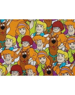Tela Scooby Doo (25x110CM)