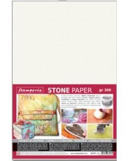 Stone Paper A3 Stamperia