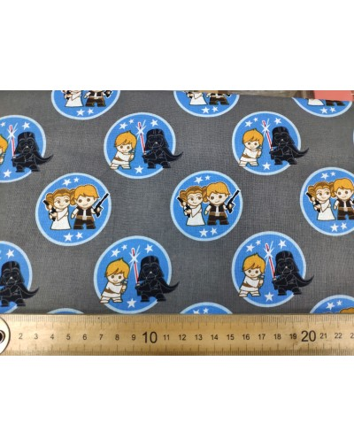 Tela Star Wars mini  (25x110CM)