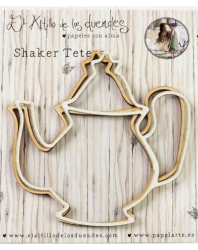 Shaker Tetera