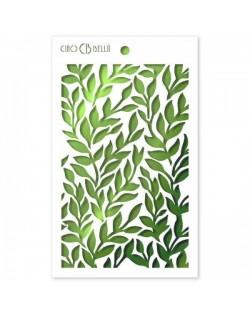 Plantilla stencil 12x20 cm