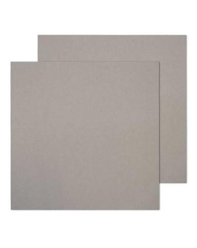2 und. Cartón contracolado 2 mm. (gris o chipboard)