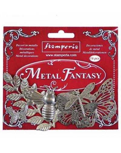 Surtido Metal Fantasy...