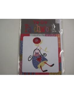 Kit aplicacion de patchwork Nº2