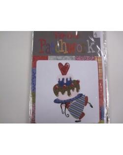 Kit aplicacion de patchwork Nº6