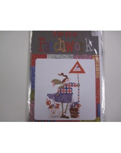 Kit aplicacion de patchwork Nº4
