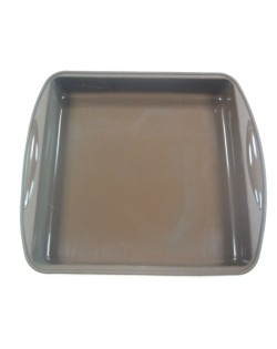 Molde de silicona para tartas cuadrado