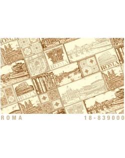 Papel Cartonaje Roma
