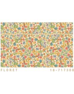 Papel Cartonaje florete