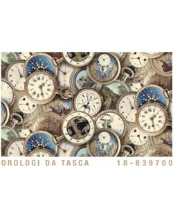 Papel Cartonaje relojes de bolsillo