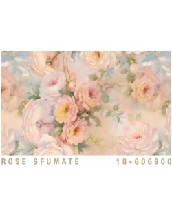 Papel Cartonaje rosas
