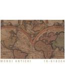 Papel Cartonaje mapa antiguo