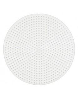Placa / Pegboard circular para Hama mini