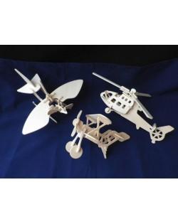 Kit crea tus artilugios voladores