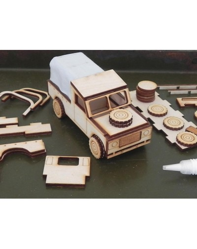 Kit 4x4