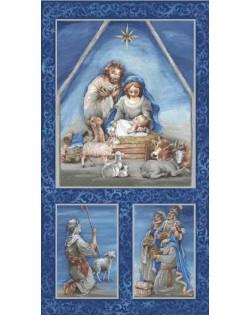 Panel navidad