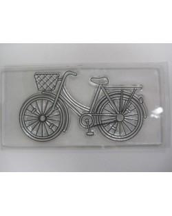 Sello de silicona bicicleta