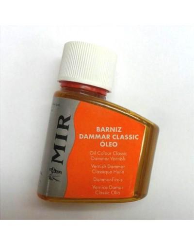 Barniz óleo dammar classic MIR 125ml