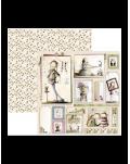 """Colección otro año magico """"el altillo de los duendes"""" meses del año (12 papeles)"""