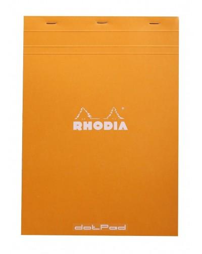 Cuaderno con puntos A4 Rhodia