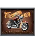 Panel de tela algodón 100 % moto QT-26015-X