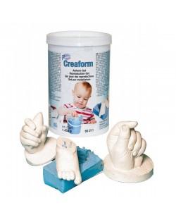SET CREAFORM Alginato + polvo ceramico