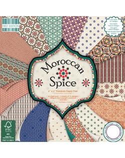 Coleccion papeles Moroccan Spice