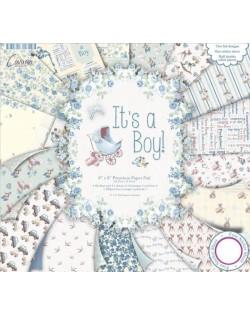 Bloc 48 hojas colección It´s a boy