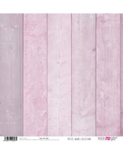 6 Papeles pastel woods PFY1053