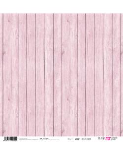 6 Papeles pastel woods PFY1055