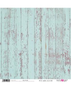 6 Papeles pastel woods PFY1056