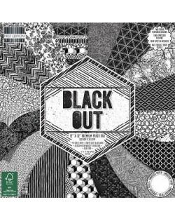 Colección papeles BLACK OUT