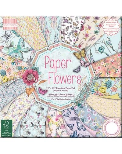 Colección papeles Paper Flower