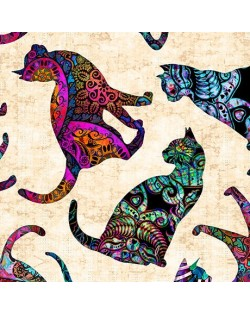 Tela gatos