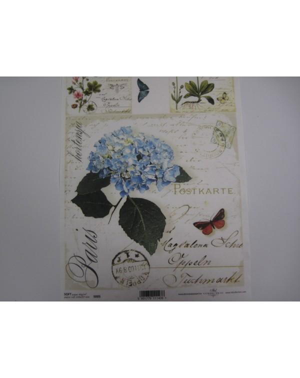 Papel decoupage